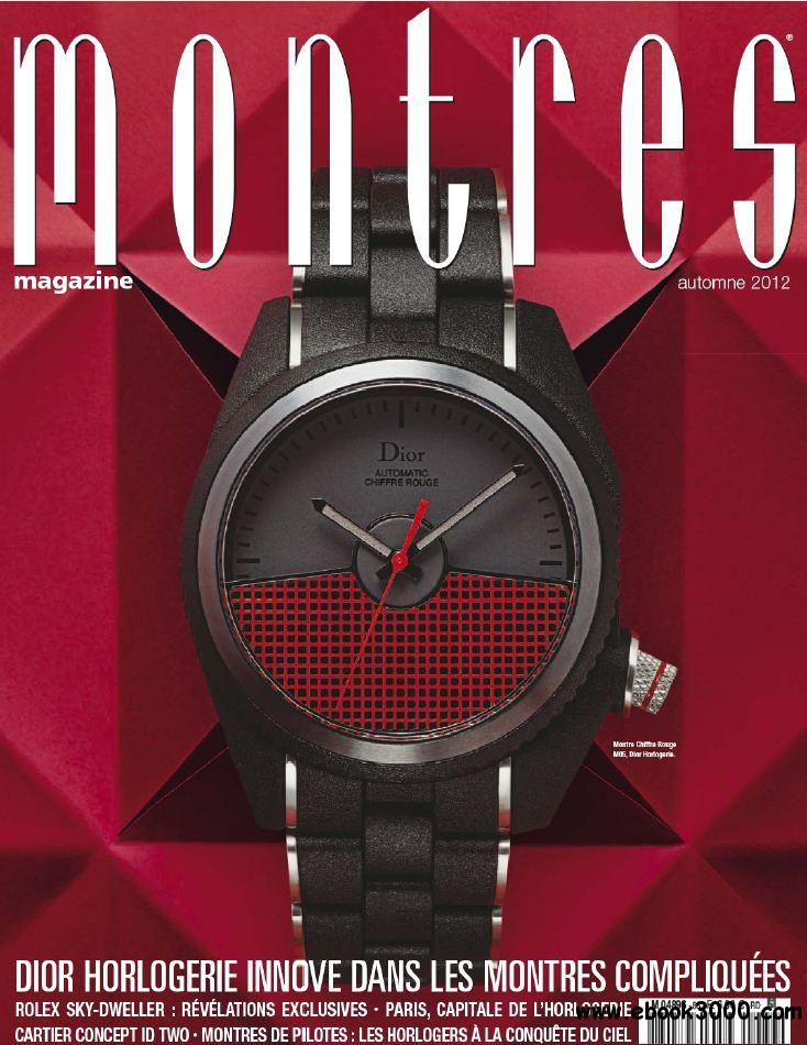 Montres 86 - Automne 2012 free download