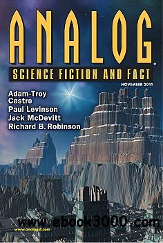 Analog Science Fiction and Fact - November 2011 free download