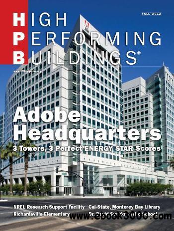 High Performing Buildings - Fall 2012 free download