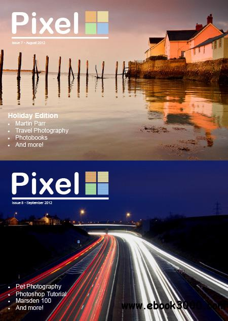 Pixel Magazine - August/September 2012 free download