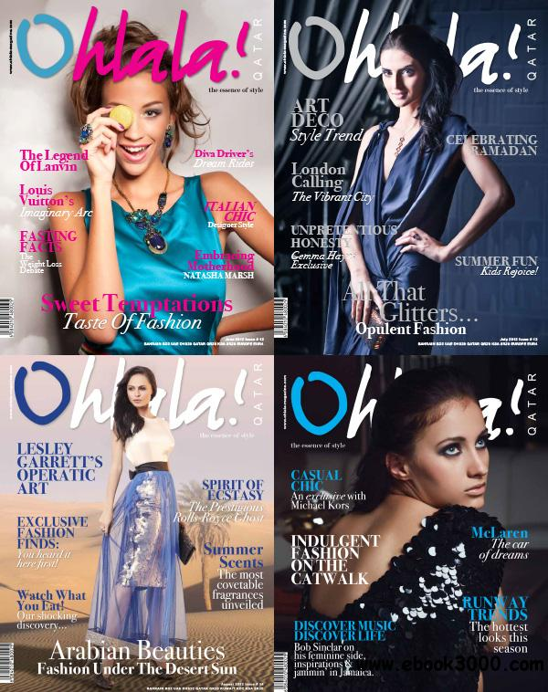 Ohlala! Qatar June-September 2012 free download