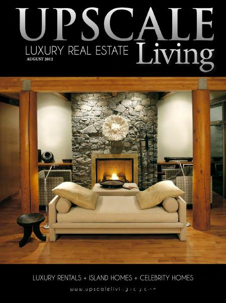 Upscale Living - August 2012 free download