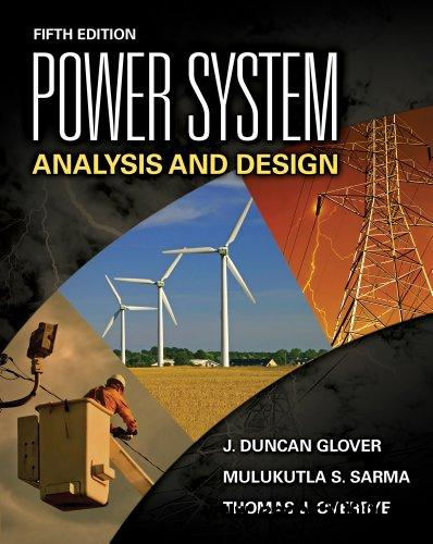 Power System Analysis and Design, 5 edition free download