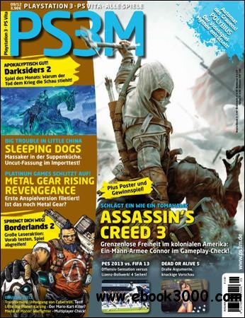 PS3M - September 2012 free download
