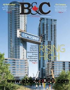 Building & Construction Canada - August/September 2012 free download