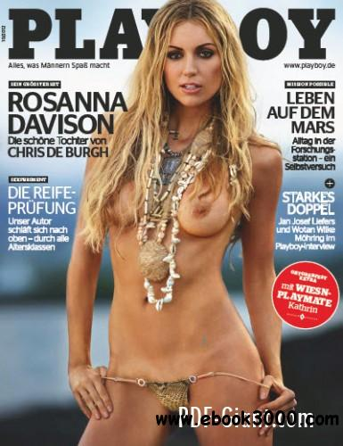 Playboy Germany - October 2012 free download
