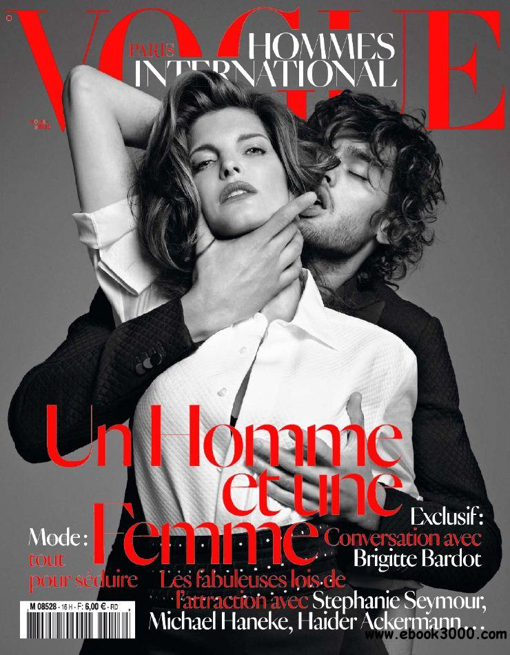 Vogue Hommes International Paris Hors-Serie 16 - Automne 2012 - Hiver 2013 free download
