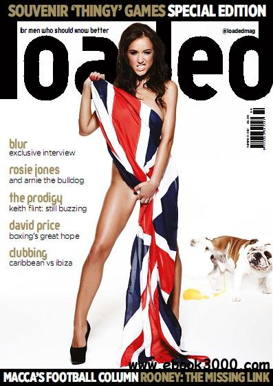 Loaded Magazine Summer 2012 free download