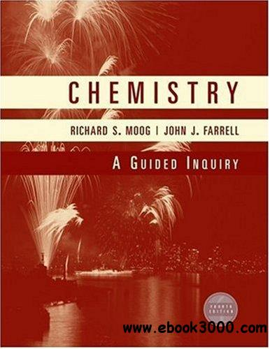 Chemistry: A Guided Inquiry, 4 edition free download