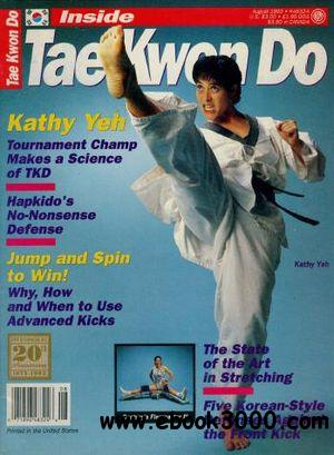 Inside Tae Kwon Do Vol 2, Num 4 (August 1993) free download