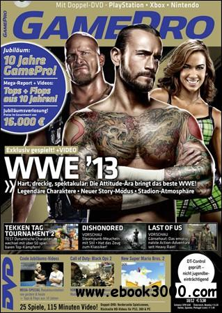 Game Pro - October 2012 (Germany) free download