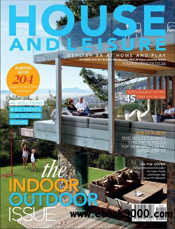 House and Leisure Magazine October 2012 free download