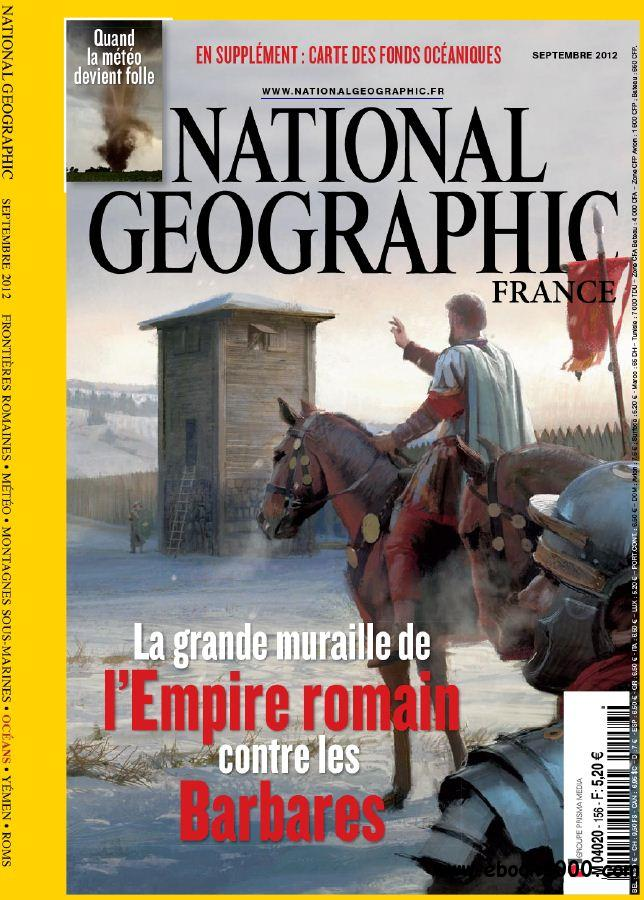 National Geographic 156 - Septembre 2012 free download