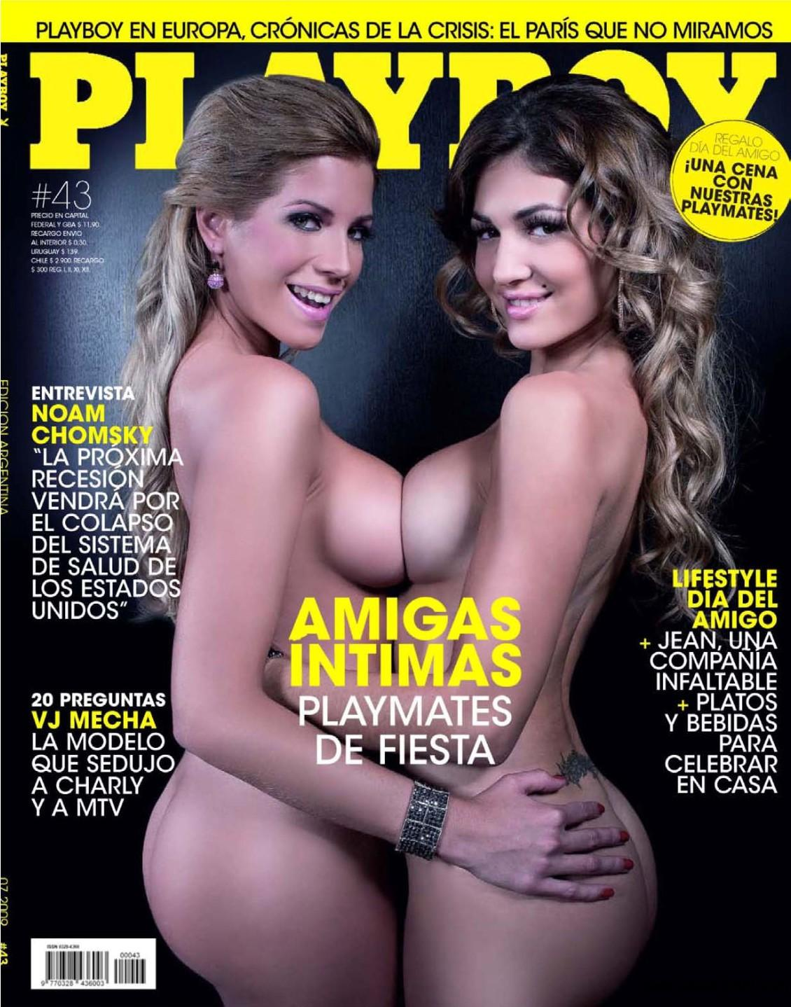 Playboy Argentina - July 2009 free download