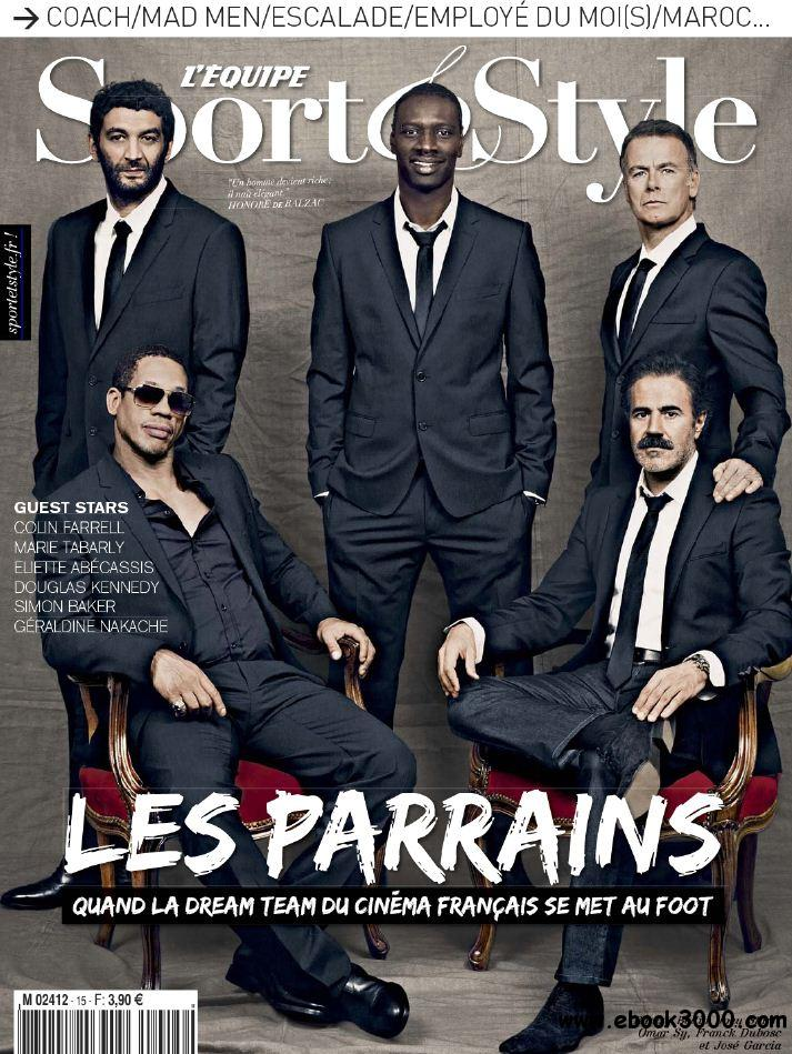 L'Equipe Sport & Style 15 - Septembre 2012 free download