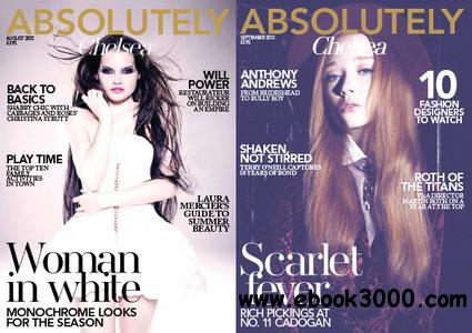 Absolutely Chelsea - August/September 2012 free download