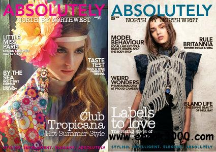 Absolutely North by North West - August/September 2012 free download