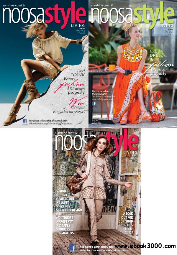 Noosa Style Living - Winter/Spring/Autumn 2012 free download