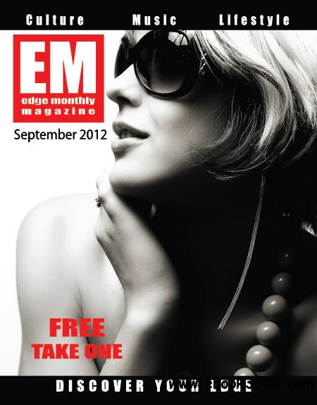 Edge Monthly - September 2012 free download
