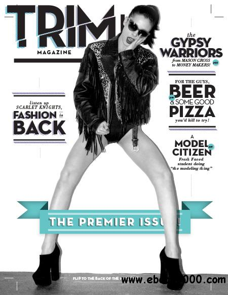 Trim Magazine - Spring/Summer 2012 free download