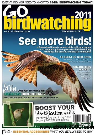 Go BirdWatching Magazine Issue Two free download
