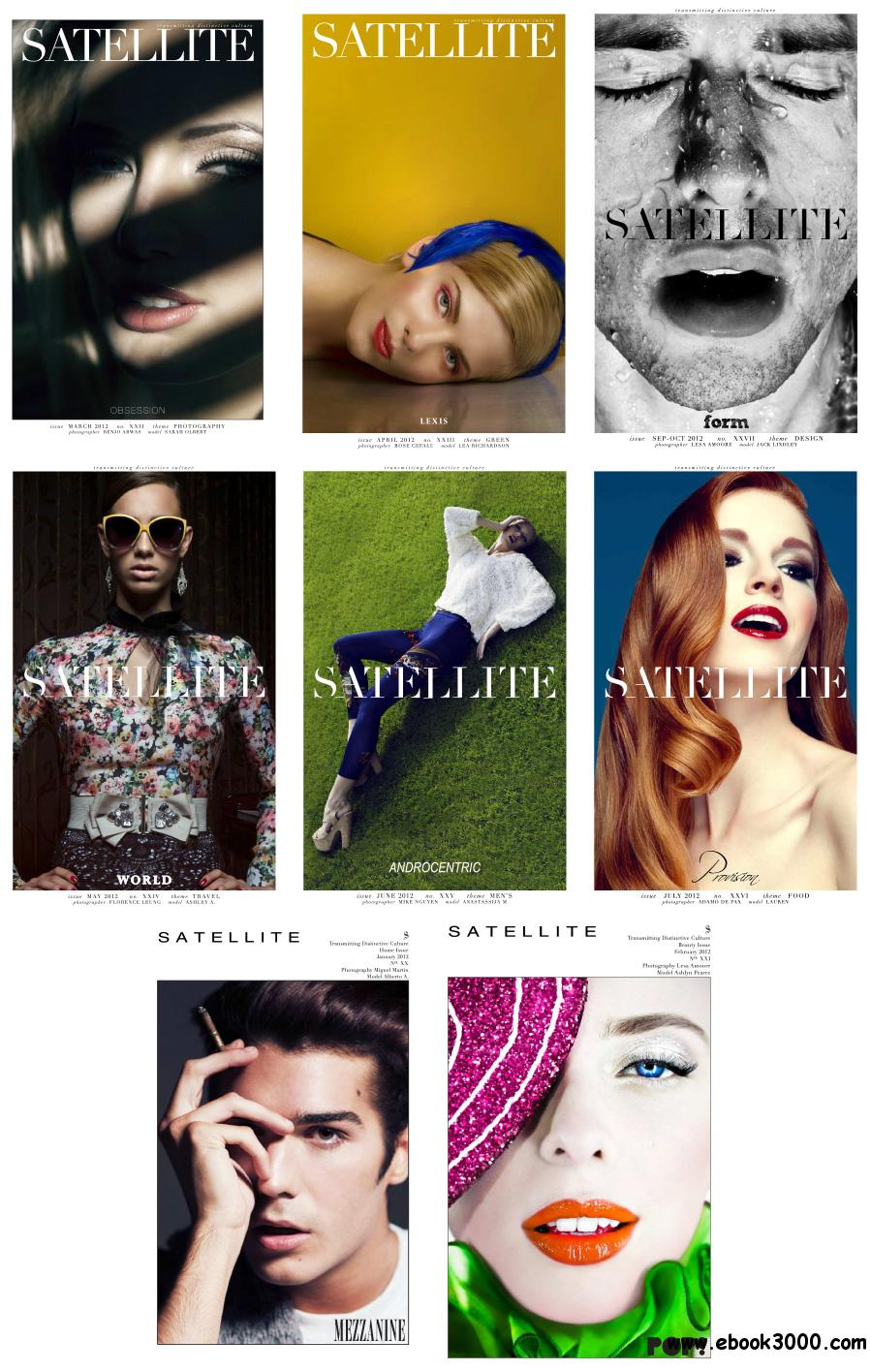 Satellite January-October 2012 free download