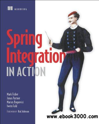 Spring Integration in Action free download