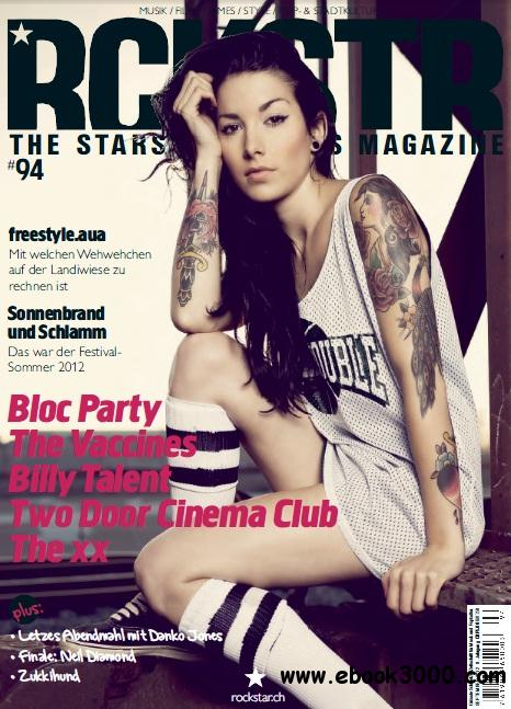 RCKSTR - September 2012 free download