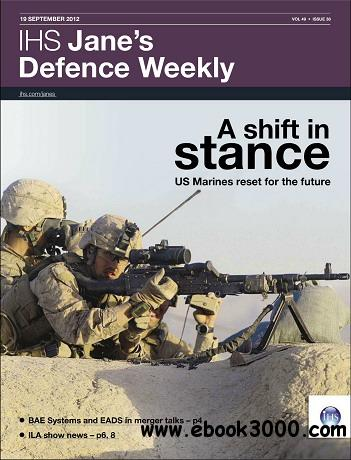 Jane's Defence Weekly Magazine September 19, 2012 free download