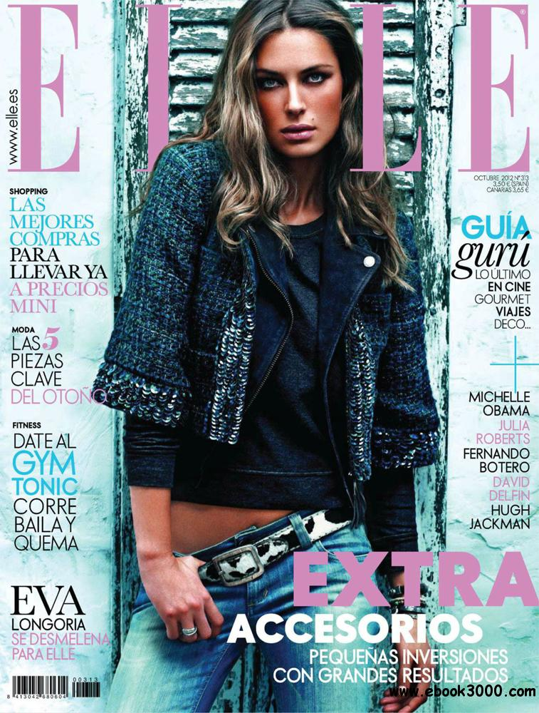 EllE octubre 2012 (Spain) download dree