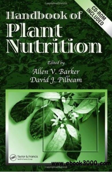 Handbook of Plant Nutrition free download