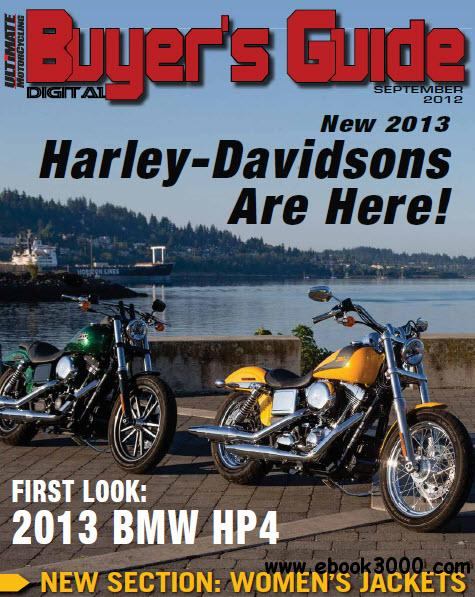 Ultimate MotorCycling Buyer's Guide - September 2012 free download