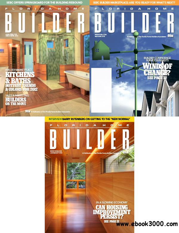 Florida Home Builder March-August 2012 free download
