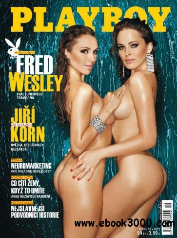 Playboy Czech - October 2012 free download
