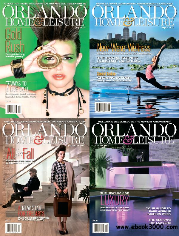 Orlando Home and Leisure July-October 2012 free download