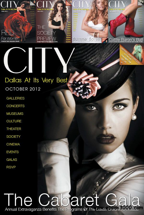 CITY Magazine June-October 2012 free download