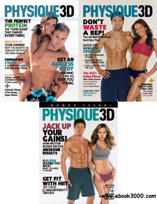 Physique 3D - Spring/Summer/Fall 2012 free download