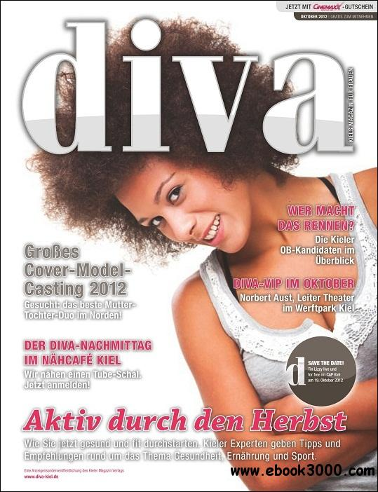 Diva - Oktober 2012 free download