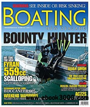 Boating NZ - October 2012 free download