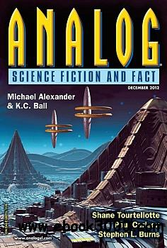 Analog Science Fiction and Fact - December 2012 free download