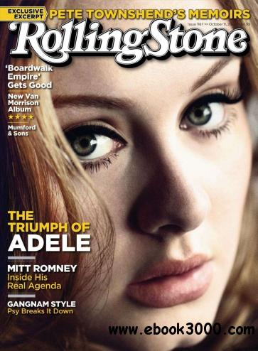 Rolling Stone USA - 11 October 2012 free download