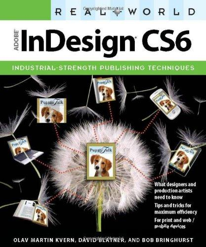 Real World Adobe InDesign CS6 free download