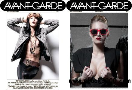Avant-Garde issues #1-2 2012 free download