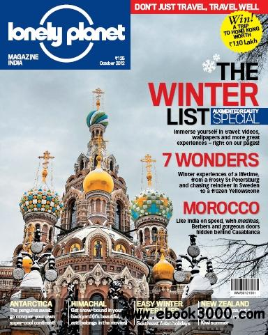 Lonely Planet Magazine India - October 2012 download dree