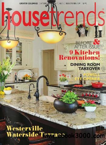 Housetrends Greater Columbus - October 2012 free download