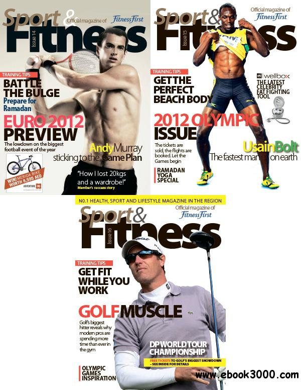 Sport and Fitness Middle East issues 14-16 2012 free download