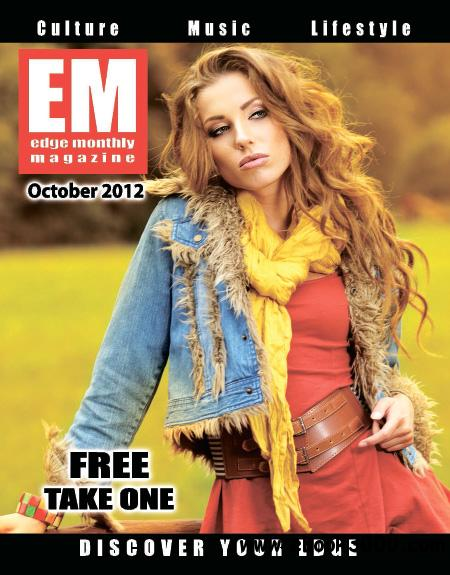 Edge Monthly - October 2012 free download