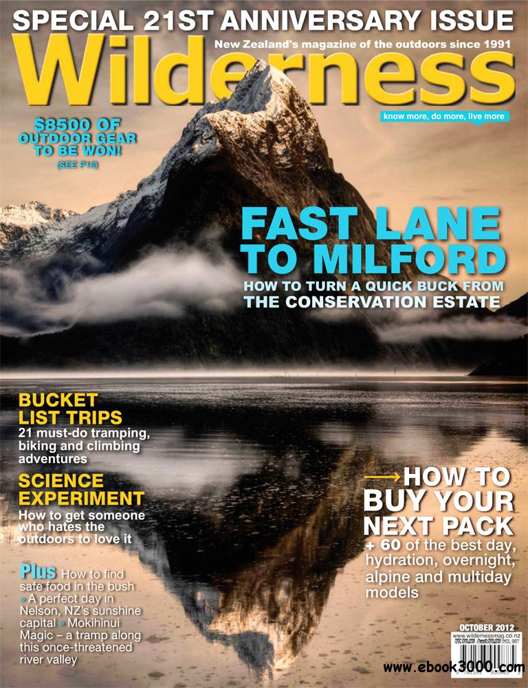 Wilderness October 2012 (New Zealand) free download
