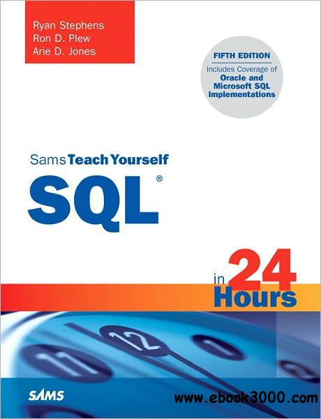 Teach Yourself SQL in 24 Hours (5th Edition) free download
