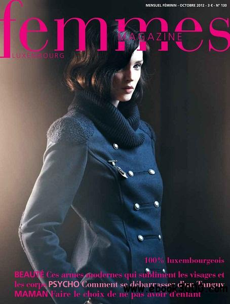 Femmes Magazine - Octobre 2012 free download